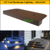 Superbright led hardscape light for landscape lighting LED Dekor lighting for corner light 12V post led Column Lighting