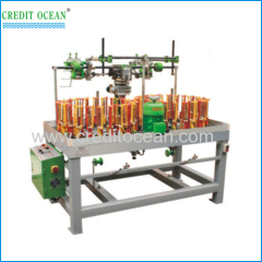High speed cord braiding machine