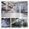 Aluminium Profile Automatic Powder Coating Line