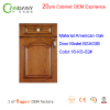 Foshan Candany kitchen cabinet classical solide wood kitchen cabinet