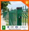 galvanized powder coated home garden fence iron fence