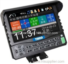 bus entertainment system-professional driver LCD screen