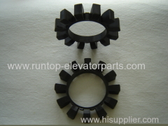 OTIS elevator parts couplering 12 teeth