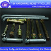 High quality expansion anchor bolt zinc yellow plated