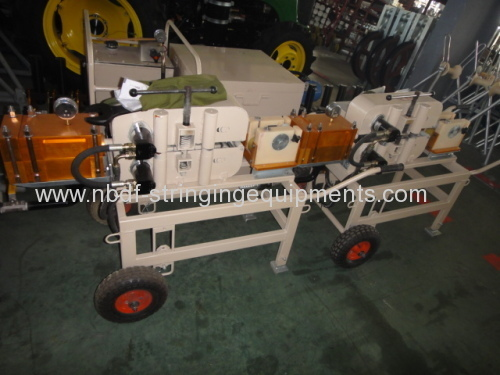 Fiber Optic Cable Installation Equipment Cable Blowing Machine