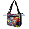 colourful Princess Satin Handbags