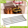 Wholesale Home Wardrobe Use Extendable Storage Shelf
