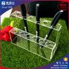 Crystal acrylic pen display stand /acrylic pen holder