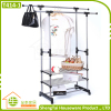 Portable Stainless Steel Clothes Three Tier Dryer Rack