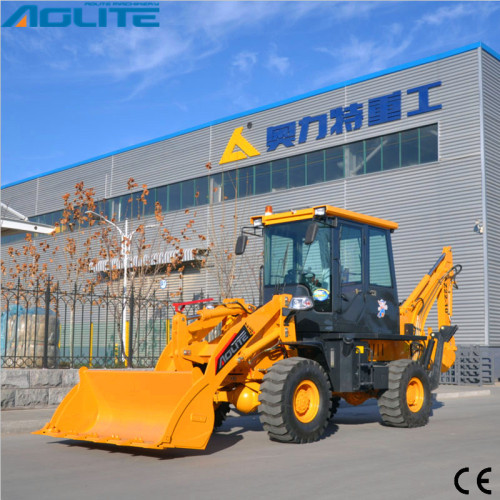 Garden Use Small Backhoe Loader with Very Competitive Prices