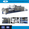 Automatic Vacuum Forming and Cutting Machine