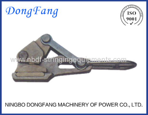 Wire Grips for earth wire stringing of Overhead Transmission Line Stringing Tools