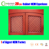 Special solid wood door for kitchen cabinet