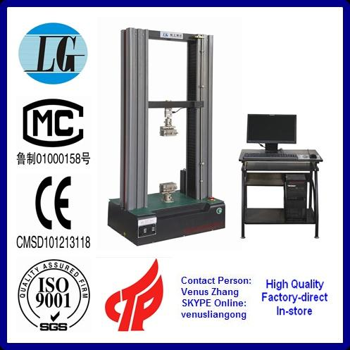 10kn Load Cell UTM Tensile Testing Machine for Metal