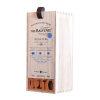 Paulownia wood wine bottle box