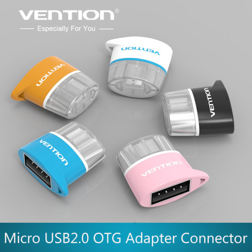 Hot New selling Micro USB to USB OTG Adapter 2.0 Converter for Tablet PC to Flash Mouse Keyboard