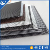 Anti-theft plastic coated Security Unbreakable Window Screen