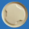 biodegradable eco-friendly bamboo pulp sauce 75s bowl lid