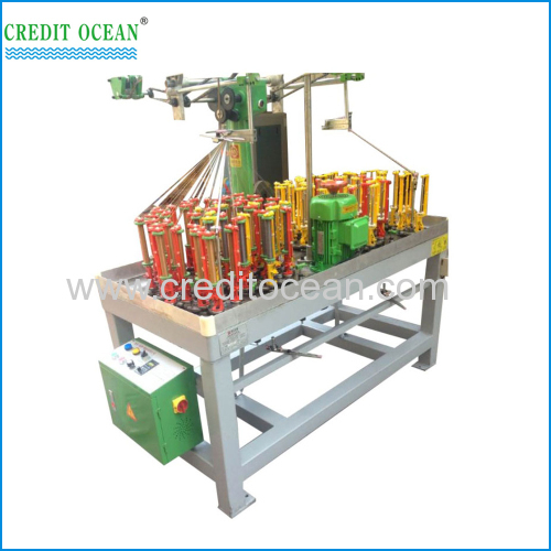 Bais tape/ thick-thin tape high speed braiding machines