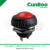 12mm Waterproof Momentary Push button Switch 12V 24V 220V non-lock push button switch mini round push button switch