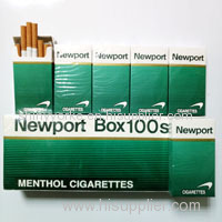 Cheap 100 Cartons of Newport 100s Cigarettes Free Shipping Online