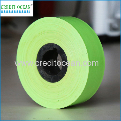 shoes lace acetate cellulose film pop lime OBC4