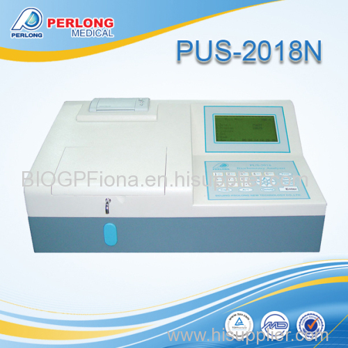 Perlong Medical cheap biochemistry analyzer