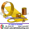 Oilite Steel Bushing DX Bearing Bush With Oil Hole Yellow Black Color POM Composite Slide Bushing Manufacture