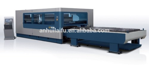 Fiber Laser Cutting Machine 500w for working area 1500 x 3000mm IPG Laser Power 500 Watt to Cutting metal sheet 3 mm