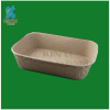 Biodegradable molding pulp seed tray