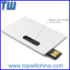 Al Alloy Sliding Card 2GB Flash Drive
