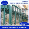 wheat flour mill flour milling machine with small or big sacle machinery