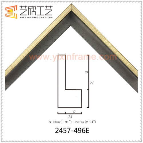Fashion Picture Frame Painting Frame Moulding Stock