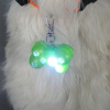6 led Custom Pet dogtags for promotion dog gifts