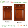 Foshan Candnay solid wood cabinet door for kitchen cabinet