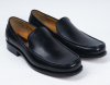 Clip On Casual Leather Men Shoes
