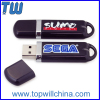 Plastic Usb Flash Drive 8GB Rubber Finished