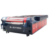 Automatic drawing line and laser cutting machine