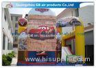 Popular Car Inflatable Combo Bouncing Castles Inflatable Jumping Castle Combo