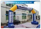 0.45mm Custom Inflatable Arch Advertising Inflatables for Sale Multicolor
