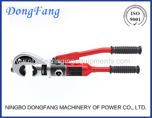 Hydraulic Crimping Tools for Overhead Transmission Line Maintenance