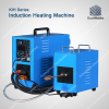Induction heating machine for steel rod