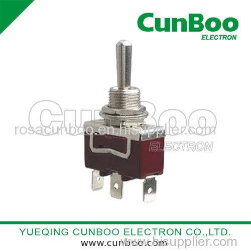 15A DPDT ON-ON Toggle Switch/250VAC 3 way toggle switch/button switch on off 2 way toggle switches/KN toggle switch lock