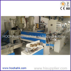 High quality wire and cable extruder machine