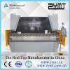 ZYMT NC hydraulic press brake with tools clamps for sale