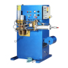Automatic copper pipe and aluminum tube welding machine