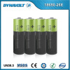 18650 3.7V 2600mAh rechargeable lithium ion battery