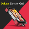 Hot plate grill and BBQ grills