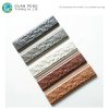Resistance Aritificial Bricks Exterior Decoration Wall Brick Tiles Porcelian For Apartment Building
