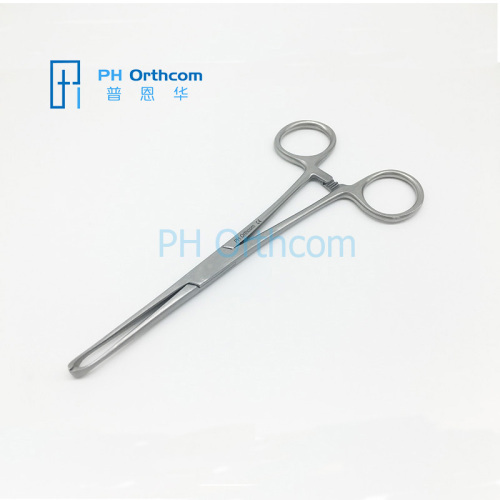 Allis Tissue Forcep 5x6 Orthopedic Instrument Surgical Instrument General Instrument for Veterinary